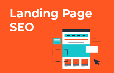 Search Engine Optimization for Landing Page